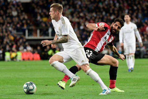 «Реал» и «Атлетик» не смогли выявить победителя в матче примеры