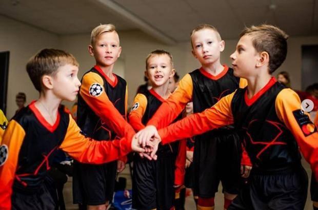 Mastercard подарила детям незабываемый вечер футбола