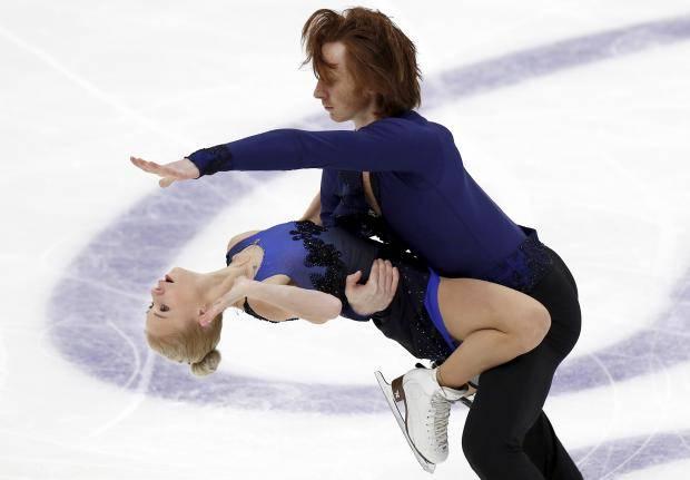 «Болеро» от бога. Тарасова и Морозов покорили всех на чемпионате России