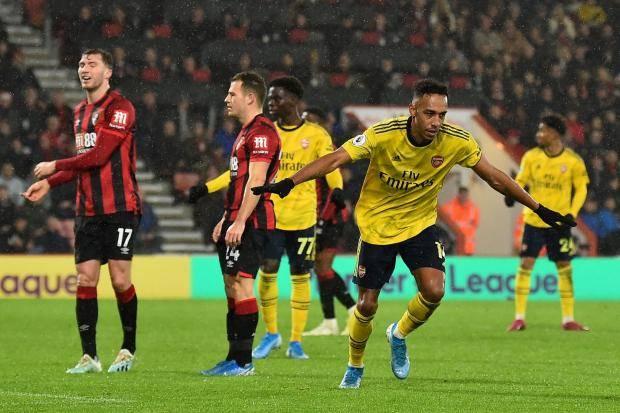 «Арсенал» не смог победить «Борнмут» в первом матче под руководством Артеты