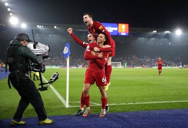 «Ливерпуль» разгромил «Лестер» и одержал девятую победу кряду