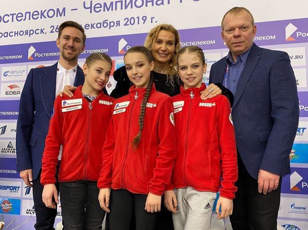 В другой галактике. Откуда взялись гигантские оценки Щербаковой в Красноярске?