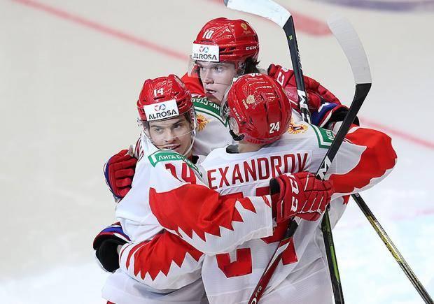 После Швейцарии ждем Швецию? Сборная России – в полуфинале МЧМ