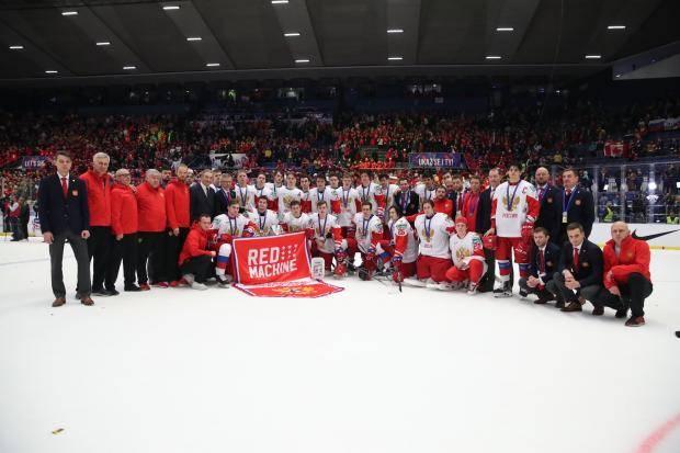 Золото проВоронили. Канадцы вырвали победу в финале и отомстили за Баффало-2011