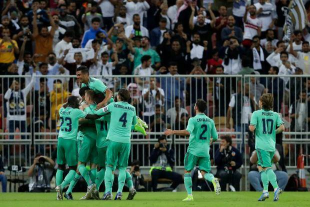 «Реал» одолел «Валенсию» и вышел в финал Суперкубка Испании