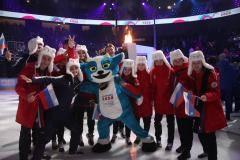 В Лозанне открылись III зимние юношеские Олимпийские игры