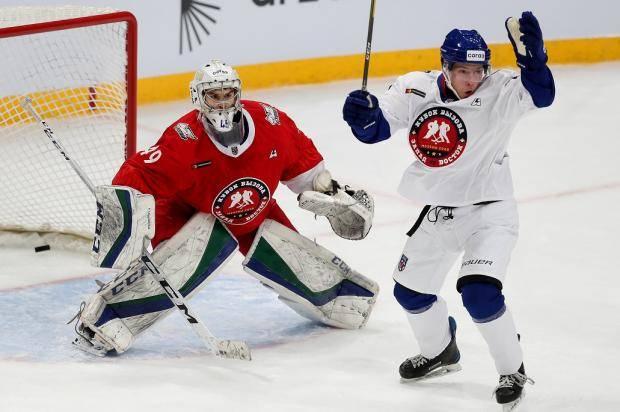 Восток обыграл Запад в Кубке Вызова МХЛ