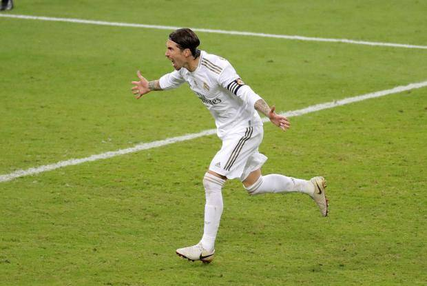 «Реал» по пенальти победил «Атлетико», выиграв Суперкубок Испании