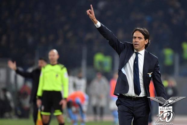 Симоне Индзаги: Не думал, что «Лацио» выиграет 10 матчей подряд
