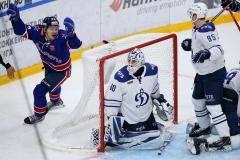 СКА выручили Подколзин и Ко. Питерцы в четвертый раз одолели «Динамо»
