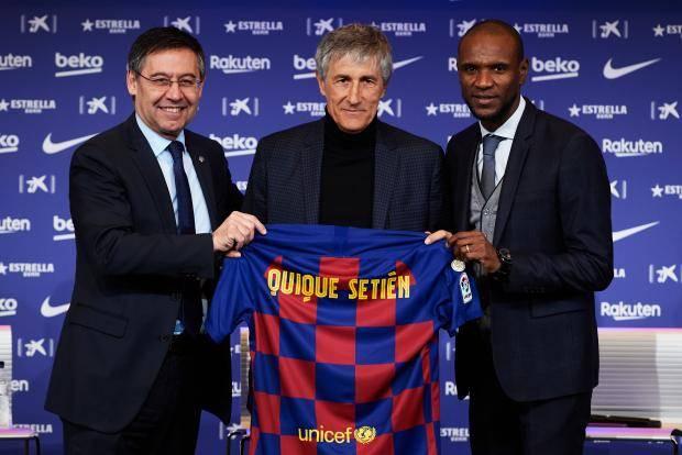 «Барселона» была первым топ-клубом Вальверде. Теперь свои силы попробует Сетьен