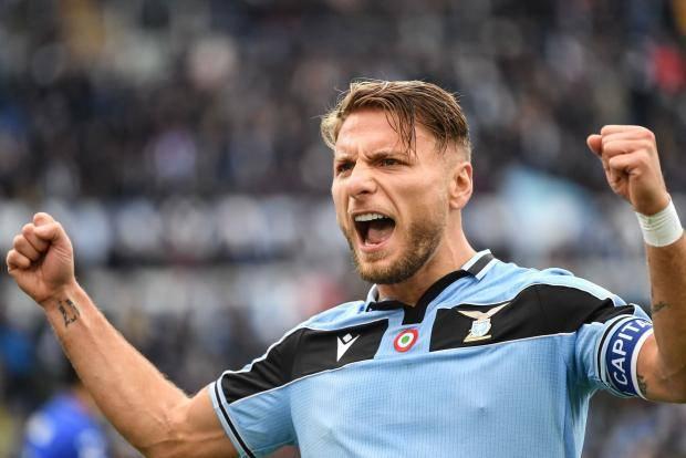 «Лацио» выиграл 11-й матч кряду, разгромив «Сампдорию»