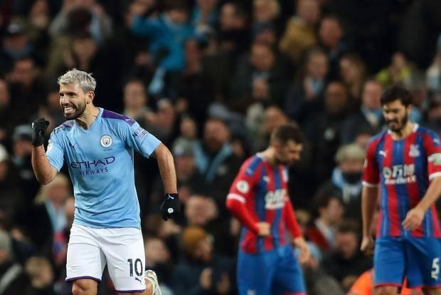 «Манчестер Сити» упустил победу над «Кристал Пэлас» в самой концовке матча