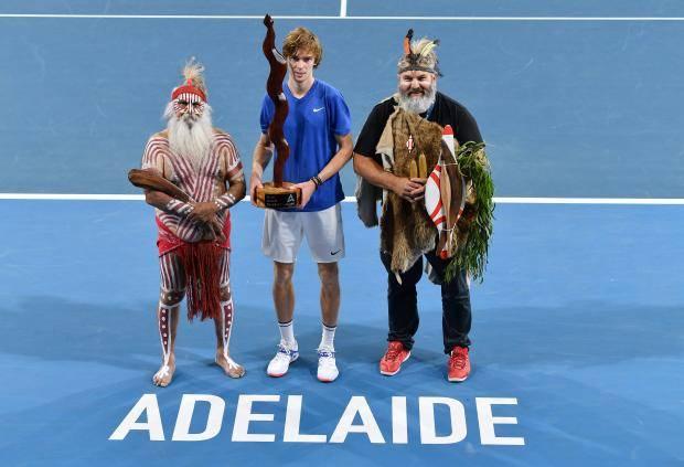 Рублев дороже золота. Россиянин выиграл два титула подряд перед Australian Open