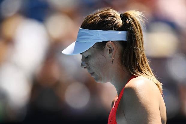 Шарапова покидает Мельбурн и топ-300. Мария проиграла четвертый матч подряд