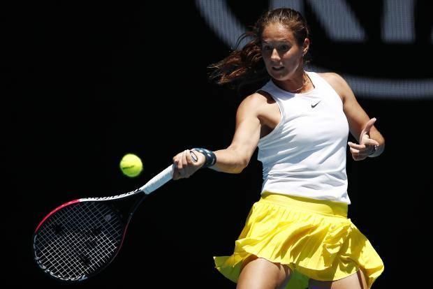 Касаткина за 57 минут уступила Киз на Australian Open
