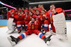 Сборная России выиграла золото юношеской Олимпиады