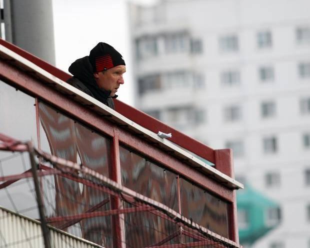 Талалаев покинул «Химки»