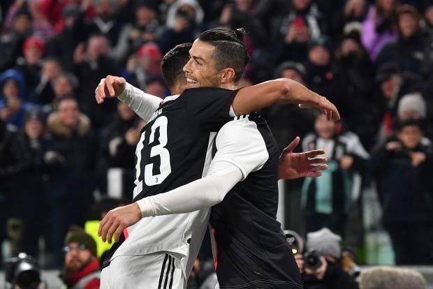 «Ювентус» одолел «Рому» и вышел в полуфинал Кубка Италии