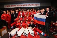 Россия – победитель ЮОИ-2020 в медальном зачете