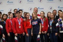 Золотая молодежь. Как встречали наших юных олимпийцев