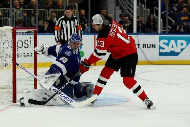 Василевский на Мастер-шоу НХЛ постоял за всю Россию. Не хватило немного