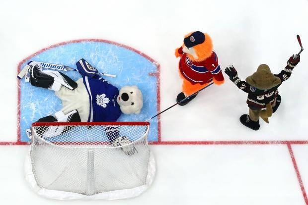 American Idiot. Звездный уик-энд НХЛ вышел феерическим