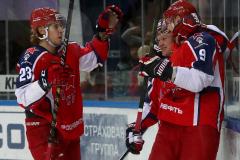 ЦСКА вернулся на Ленинградку. И оформил победу в дивизионе Тарасова