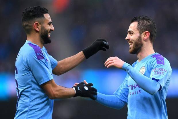 «Манчестер Сити» разгромил «Фулхэм» в 1/16 финала Кубка Англии