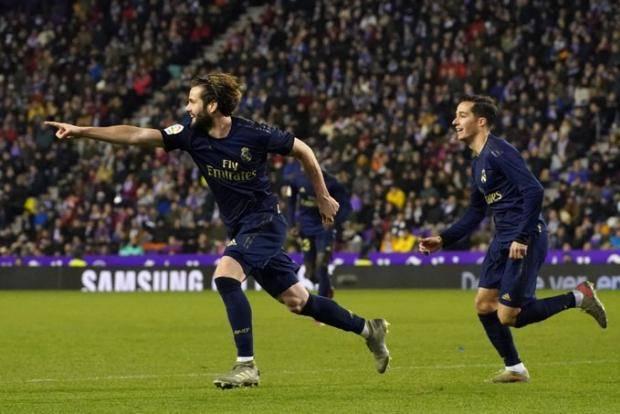 «Реал» одолел «Вальядолид» и возглавил таблицу чемпионата Испании