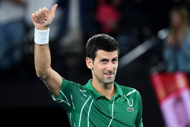 Джокович победил Раонича и вышел на Федерера в полуфинале Australian Open