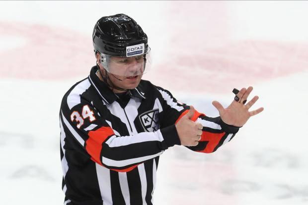 В КХЛ объявили охоту на судей. Очередной эпизод – во Владивостоке