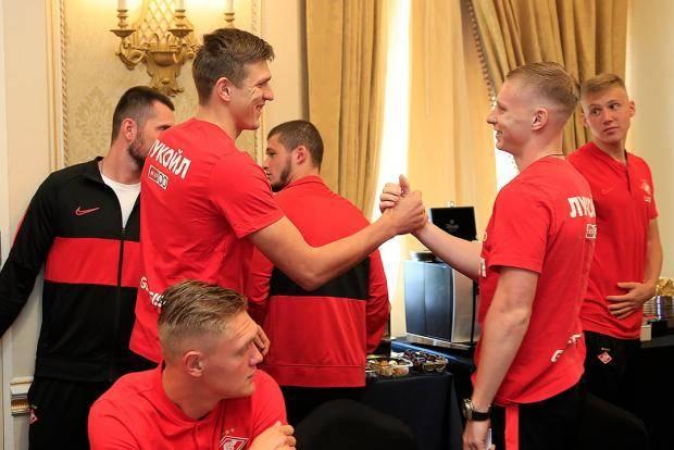Андрей Тихонов: «Спартаку» нужен был такой форвард, как Соболев