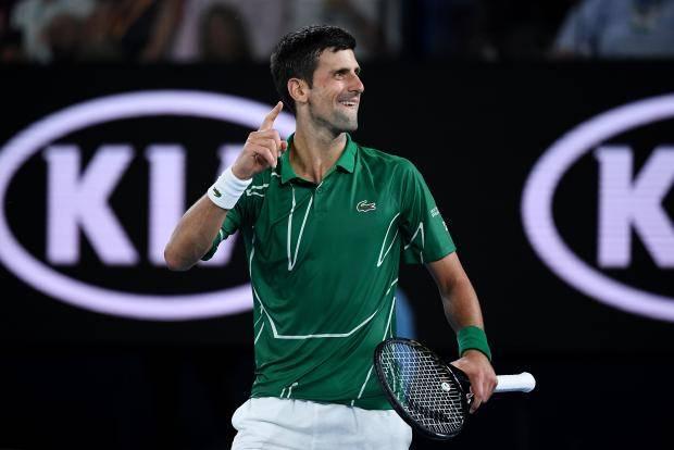Джокович обыграл Федерера и вышел в финал Australian Open