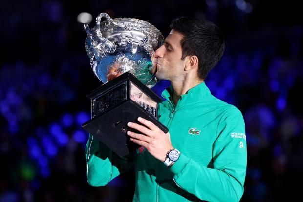 Новак, Император Австралии. Джокович в восьмой раз выиграл Australian Open