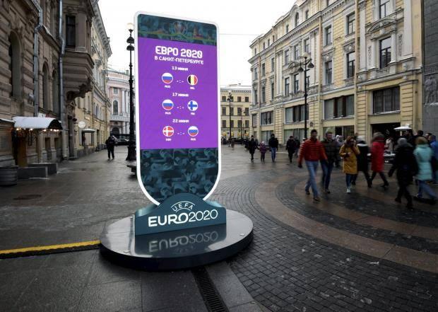 Евро в Питере: фан-зону организуют на Дворцовой, а часть билетов будут электронными