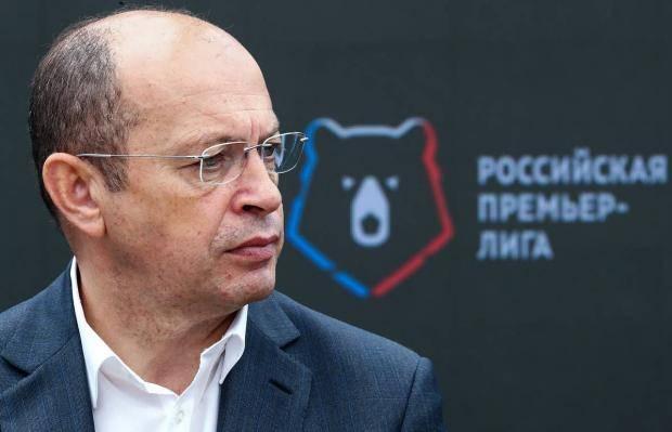 Сергей Прядкин: Разногласий между мной и Дюковым не было и нет