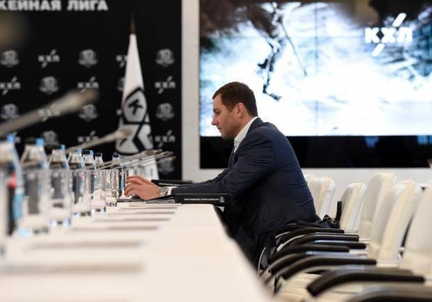 Морозова объявят президентом КХЛ в пятницу