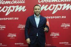 Камил Гаджиев: В футболе - за «Спартак», в хоккее - за «Динамо»