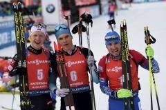 Назло норвежцам. Логинов выиграл вторую медаль за два дня