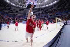 «Спартак и «Локо» на пьедестале клубного чемпионата мира по пляжному футболу