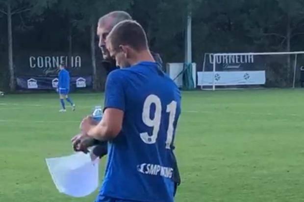 Кокорин для «Сочи» – алмаз. Он забил «Динамо» уже через шесть минут после выхода