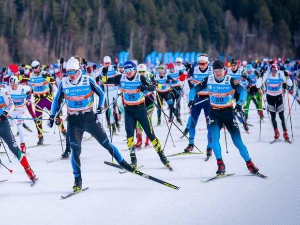 На Югорский лыжный марафон уже заявилось 750 лыжников