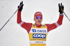 Без толку толкали. Большунов «разорвал» норвежцев на «Ски Туре»