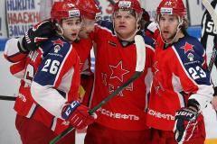 Грецкий ответил Капризову. Армеец перегнал Яшкина, а «зубр» забил первый гол в КХЛ