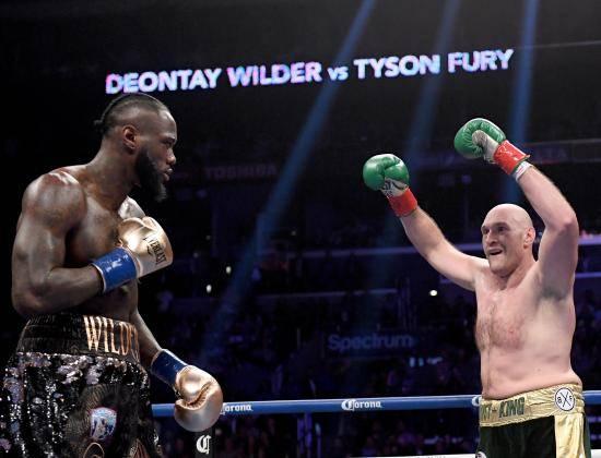 «Уайлдер – сильный, Фьюри – умный». Боксерский мир о предстоящей битве