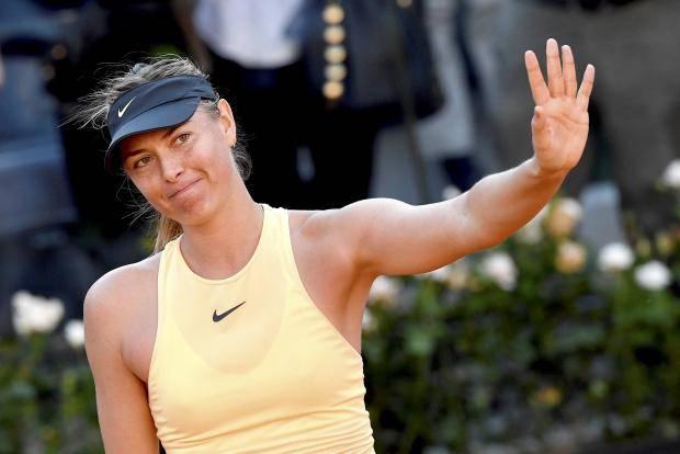 «Теннис, я прощаюсь с тобой…». Колонка Марии Шараповой