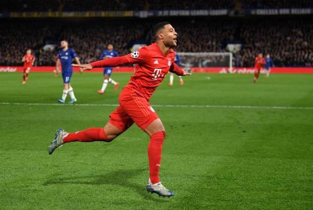 Лэмпард рано уверовал в успех. Гнабри за три минуты прибил «Челси» (видео)