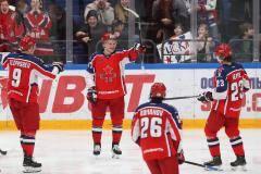 Квартальнов отказался от Кубка континента. ЦСКА выиграл регулярный чемпионат