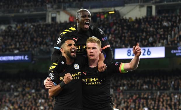 «Манчестер Сити» одержал волевую победу над «Реалом» в матче Лиги чемпионов